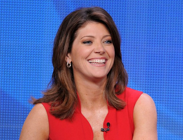 "FILE - This July 29, 2012 file photo shows Norah O'Donnell, host of ""CBS This Morning"" participating in the CBS News TCA panel in Beverly Hills, Calif. O'Donnell jumped to CBS last year after more than a decade at NBC News. (Photo by Jordan Strauss/Invision/AP, File)"