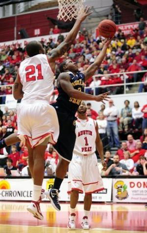 Canaan leads Murray State over Austin Peay