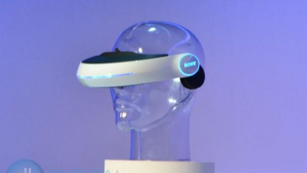 Sony using 3D headset to experiment with Virtual Reality gaming