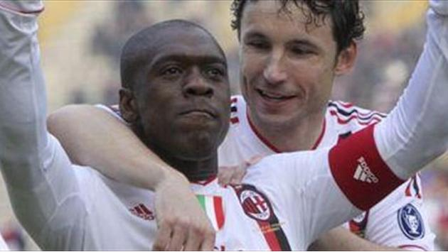 Serie A - Seedorf to be Milan boss?