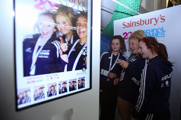 2013 Sainsbury's School Games - Day Two - Sheffield