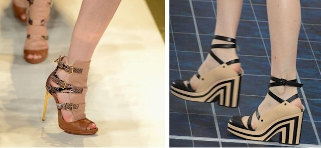 TREND: Architectural shoes