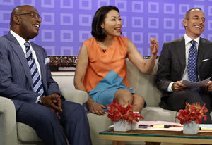 Al Roker, Ann Curry, Matt …