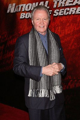 Jon Voight at the New York City premiere of Walt Disney Pictures' National Treasure: Book of Secrets
