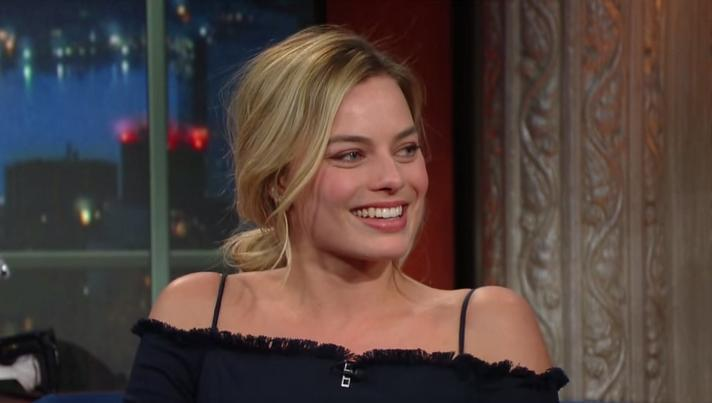 Margot Robbie Describes Exactly How She Misspelled a 'Suicide Squad' Tattoo