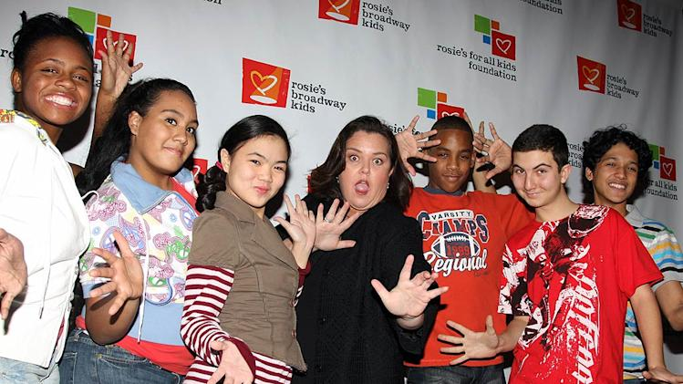 RosieO Donnell For All Kids Fndtn
