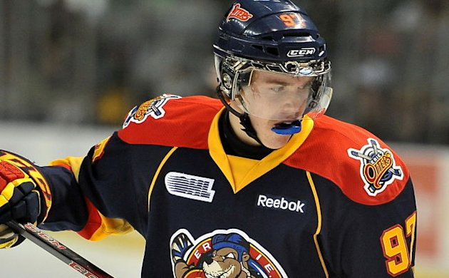 OHL: Erie Otters' Connor McDavid Is Getting An Endorsement Deal At Age 15