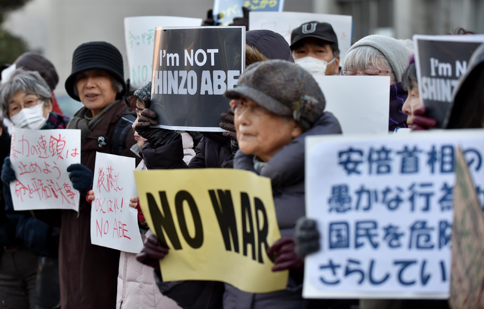 Hostage crisis poses stark test for pacifist Japan