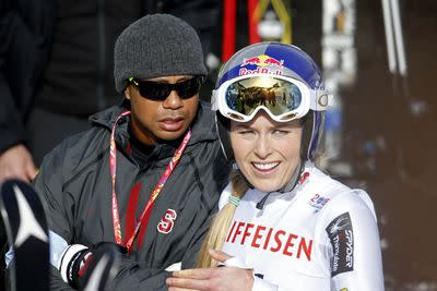 Lindsey Vonn announces her relationship with Tiger Woods is over