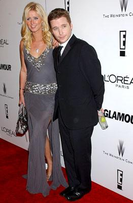 Nicky Hilton and Kevin Connolly The Weinstein Co./Glamour 2006 Golden Globe After Party Beverly Hills, CA - 1/16/2006