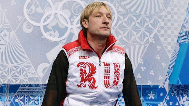 Russian Figure Skater Evgeni Plushenko Bows Out at Sochi, Retires (ABC News)