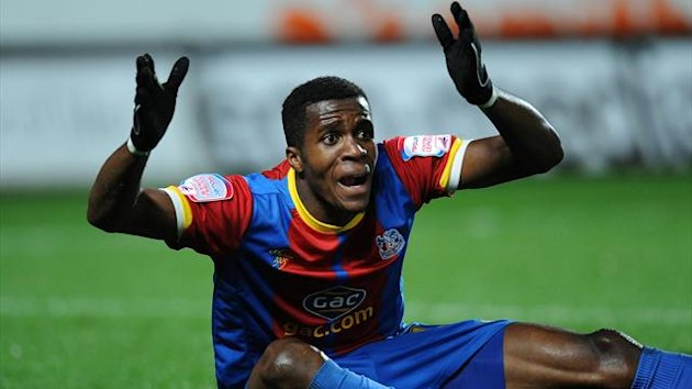 Wilfried Zaha (PA Photos)