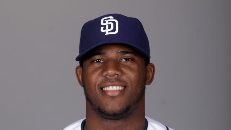 MLB: San Diego Padres-Photo Day
