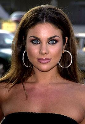 """Days of Our Lives"" star Nadia Bjorlin at the L.A. premiere of MGM's Original Sin"