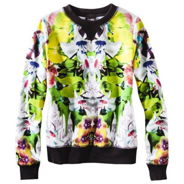 Prabal Gurung for Target sweatshirt in First Date print, $29.99 at Target