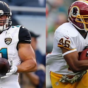 Better RB2? Toby Gerhart or Alfred Morris