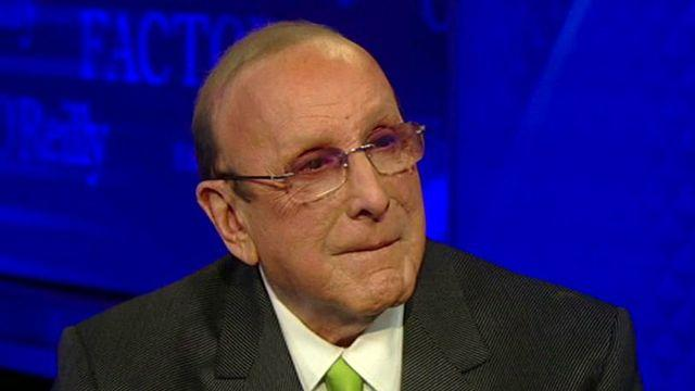 Clive Davis in No Spin Zone