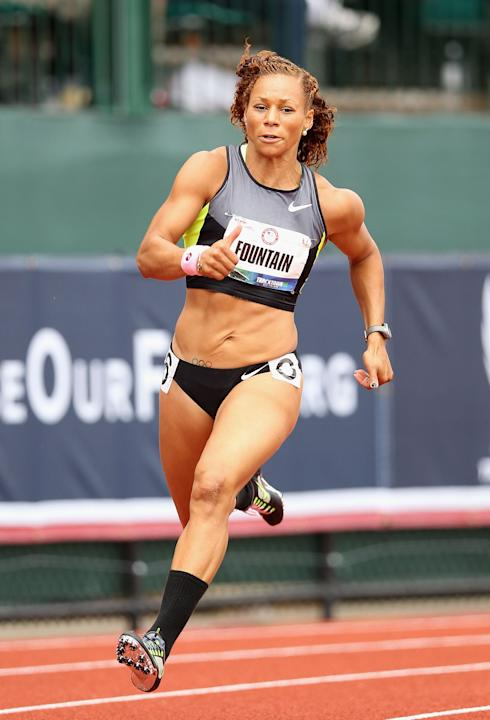 2012 U.S. Olympic Track & Field Team Trials - Day 8