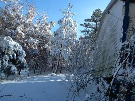 Photos: Arkansas' December 2012 Snow Storm