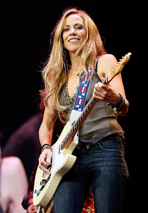 Sheryl Crow Bama Cncrt