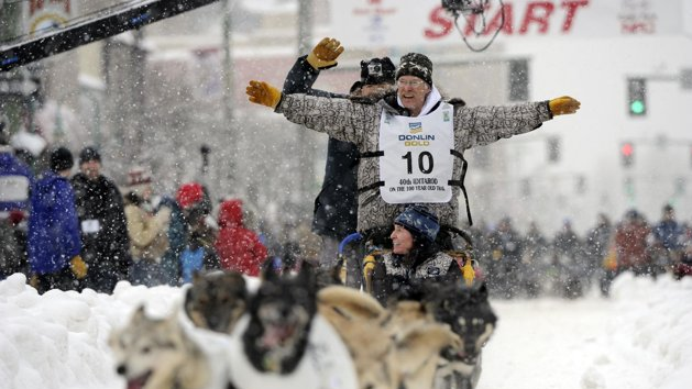 Iditarod has ceremonial start in Anchorage