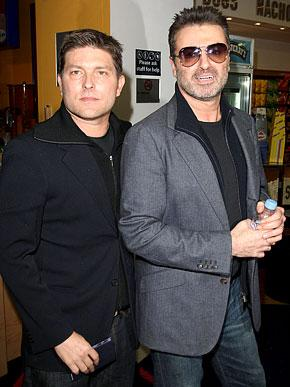 George Michael Secretly Split From Longtime Partner Kenny Goss