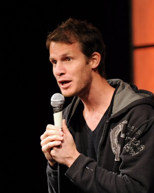 Comedian Daniel Tosh (Getty Images)