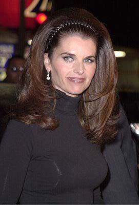 Maria Shriver at the Mann's National Theater premiere of Columbia's The 6th Day