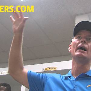 San Diego Chargers head coach Mike McCoy: 'Let's keep rolling'