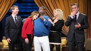'30 Rock' Cast Reunite on 'Fallon,' Discuss Wild Parties and Backstage Secrets (Video)