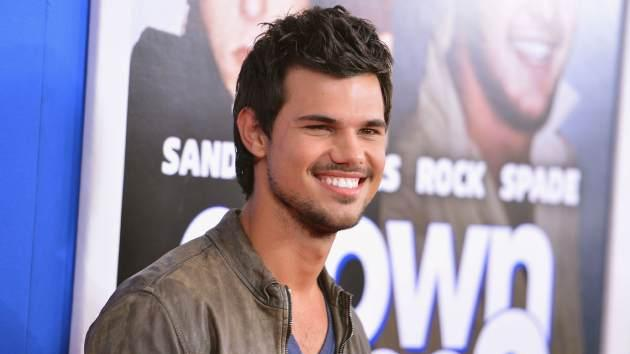 Taylor Lautner -- Getty Images