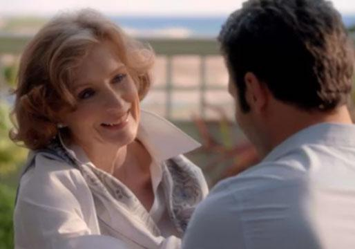 Royal Pains Exclusive First Look: Frances Conroy Begins Her Reign as Hamptons Royalty