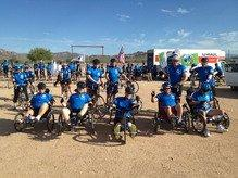 U-Haul Hosts the 2013 Wounded Warrior Project Soldier Ride Phoenix: Join U-Haul in Saluting America's Real-Life Heroes!
