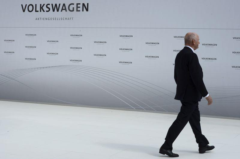 VW board will discuss recruitment of new chairman: sources