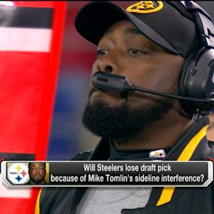 Will the Pittsburgh Steelers lose a draft pick?
