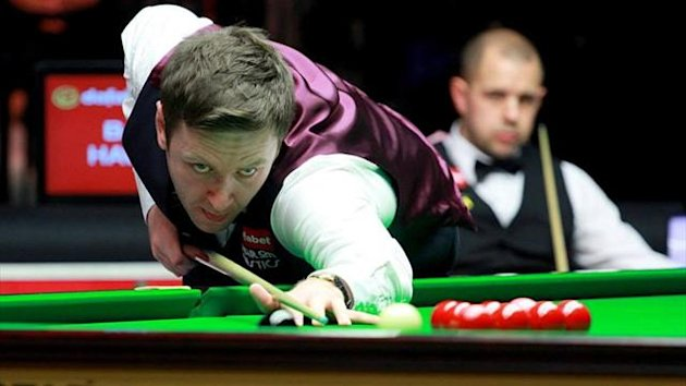 Ricky Walden (Photo: Tai Chengzhe)