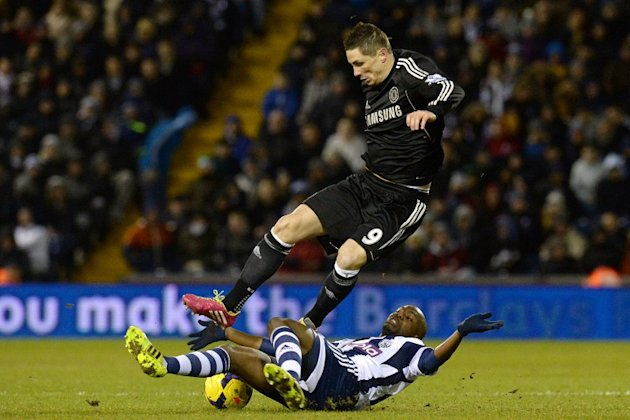 Chelsea title challenge stumbles in West Brom draw