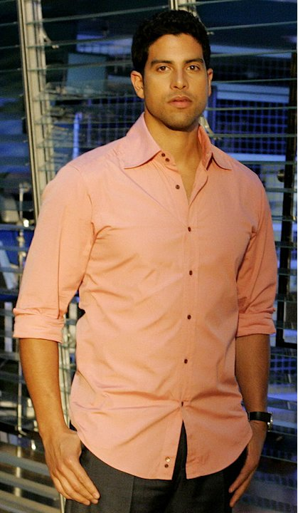 Adam Rodriguez stars on the CBS Television Network's CSI: Miami