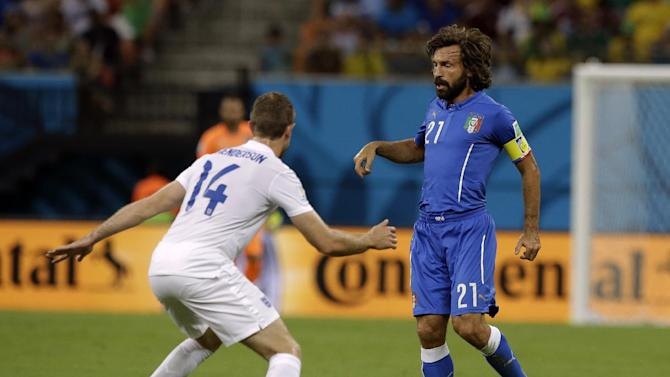 Pirlo and Balotelli provide Italy class and power