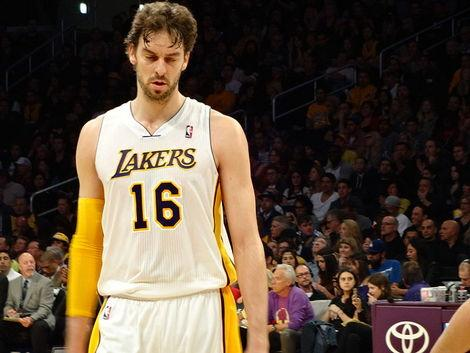 Los Angeles Lakers' Pau Gasol Is Injury-Free, Primed for Strong 2013-14 Season