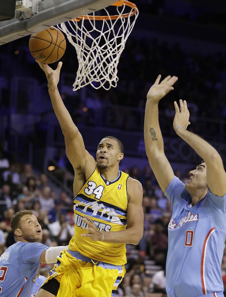 Paul scores 40, Clippers top Nuggets 118-111 in OT