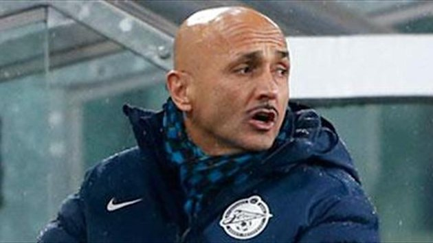 Spalletti cools Milan rumours