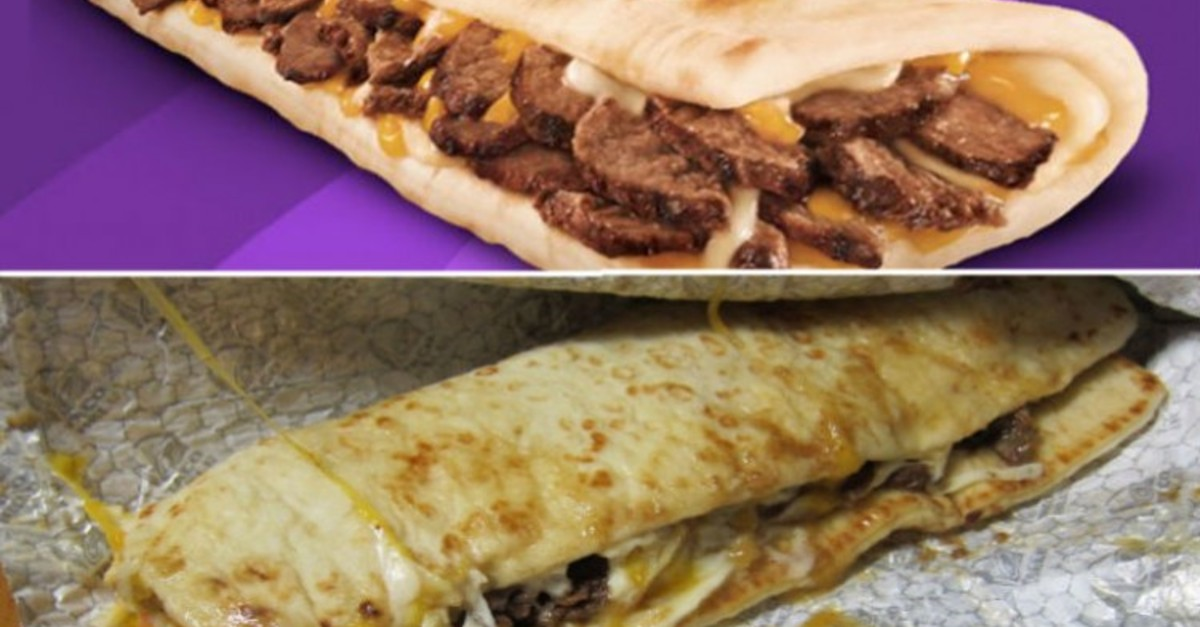 13 Fast Food Items You Should Never Order