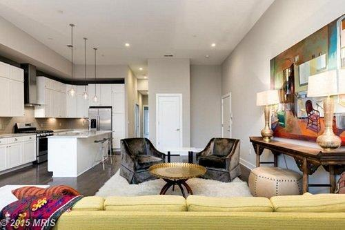 Can You Guess How Much This Capitol Hill Condo is Worth?