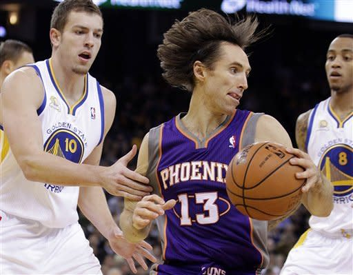 Warriors beat Suns 102-96 for 3rd straight win