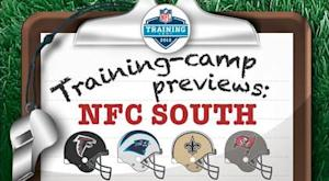 NFC South training-camp reports