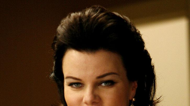 Debi Mazar stars in Entourage on HBO.