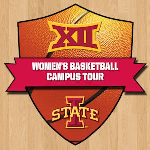 Big 12 WBB Tour - Iowa State