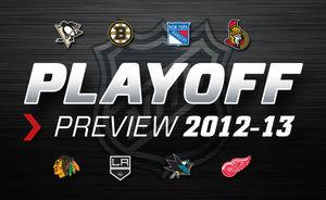 NHL Stanley Cup Playoff Preview: Round 2