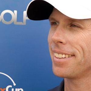 David Hearn interview after Round 3 of The Greenbrier